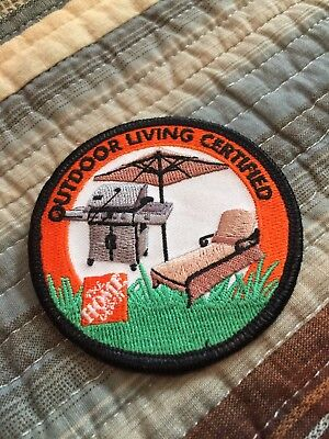 Outdoor Living certified Home Depot Patch