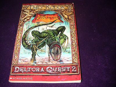 Emily Rodda 'The Shadowlands' Deltora Quest Series 2: Book 3