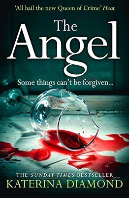 The Angel by Katerina Diamond New Paperback Book