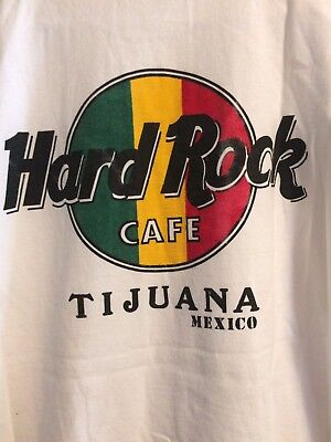 Hard Rock Cafe Tijuana Mexico Large T Shirt