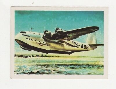 Weet-bix Australia - Australia's Wings Qantas Empire Flying Boat