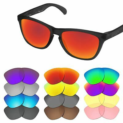 9f4fd07264 Tintart Replacement Lenses for-Oakley Frogskins Sunglasses - Multiple  Options