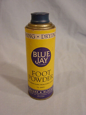 Blue Jay Foot Powder  by  Bauer & Black of Chicago