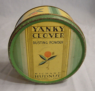 Richard Hudnut Yanky Clover Dusting Powder