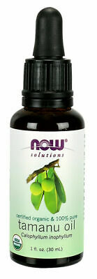 Now Foods Tamanu Oil, 30ml Organic - Natural Hydration
