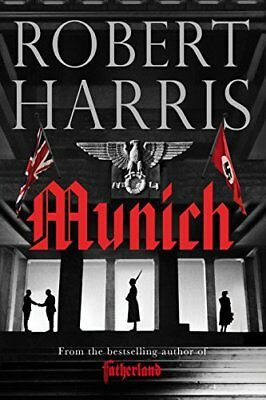 Munich by Robert Harris New Hardcover Book