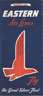 Eastern Air Lines system timetable 10/46 [4123]