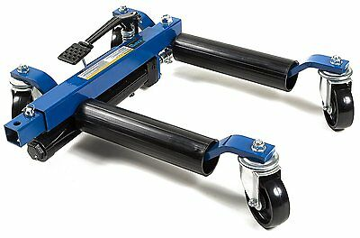 Capri Tools (21084-1PK) Hydraulic Car Positioning Tire Jack/Dolly (Single unit)