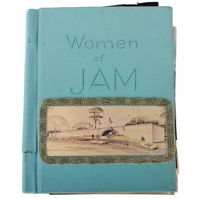 """Women of Jam"" (Jacksonville Art Museum) Scrapbook 1971-1972"