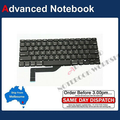 """NEW Keyboard for Apple 15"""" Retina Macbook Pro A1398  2013 2014 2015 US"""