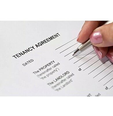 Assured Shorthold Tenancy Agreement  Landlord Rent Section 21 EMAIL ONLY 2017