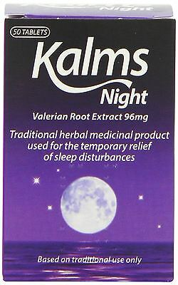 Kalms Night - Pack of 50 Tablets