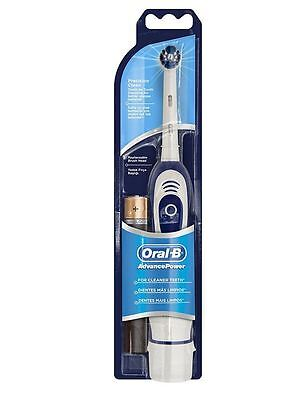 Cepillo de Dientes Electrico Braun Oral-B Advance Power - Pilas incluidas
