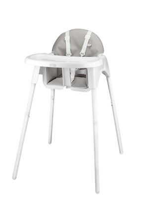 Mothers Choice Breeze Highchair - Dove Grey
