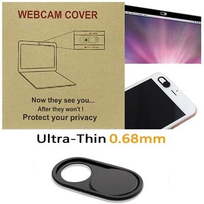 Sticker Cover For Protect Privacy Desktop Laptop Phone iPad Webcam Shutter Safe