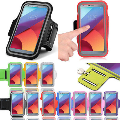 Fancy Running Jogging Workout Gym Armband Case Cover for LG Stylo 2