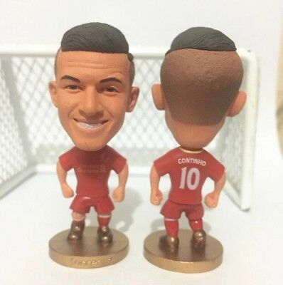 Philippe Coutinho Mini Action Figure Soccer Football Liverpool Like Soccerstarz