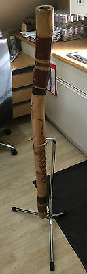 Didgeridoo 4 foot and Stand