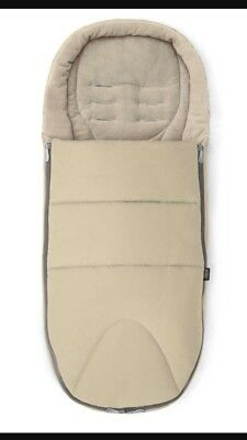 Mamas And Papas Sand Footmuff - Excellent Condition