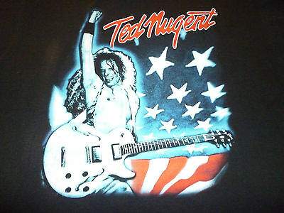 Ted Nugent 2005 Tour Shirt ( Size L ) New!!!