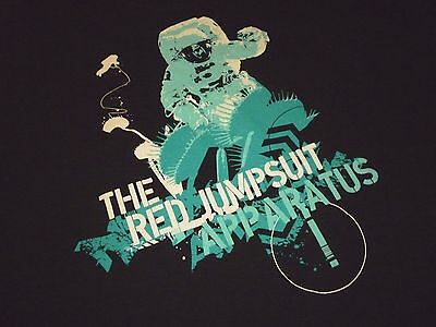 The Red Jumpsuit Apparatus Shirt ( Used Size XL ) Good Condition!!!