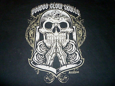 Voodoo Glow Skulls Shirt ( Used Size XL Missing Tag ) Good Condition!!!