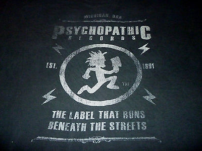 Psychopathic Records Shirt ( Used Size 3XL Missing Tag ) Good Condition!!!