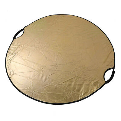 Reflector for photographic lighting, gold, silver, white, black and transpare SS