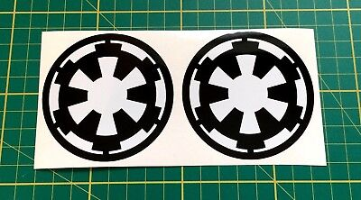 X-Wing Miniatures Faction Decal Stickers Star Wars GALACTIC EMPIRE