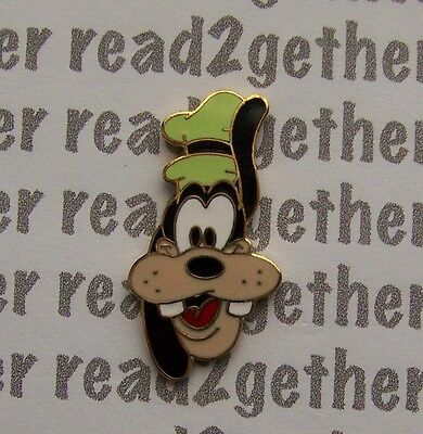 Disney Pin Goofy Head