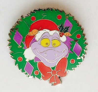 Disney Pin WDW Happy Holidays 2008 Mystery Collection Figment