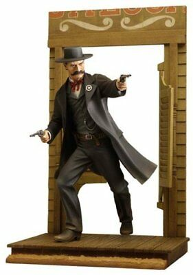 U.S. Marshall Tombstone Action Figure by Dusty Trail Toys
