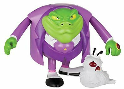 Danger Mouse 11163 3-Inch Baron Greenback Figure with Accessory by Danger Mouse