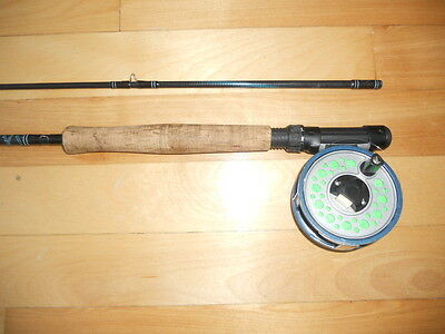 Fly Fishing Rod & Reel Mitchell France      Super Nice   Rods Reels n deals