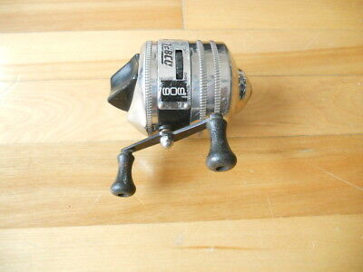 Vintage Fishing reel Zebco 909   Very Nice   Rods Reels's n Deals