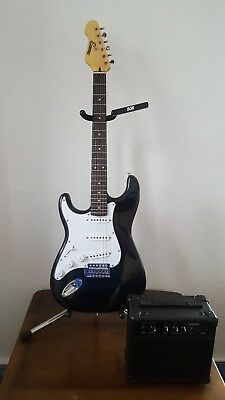 LEFT HAND Encore LC3T Electric Guitar PACKAGE DEAL LC 3T PK 16