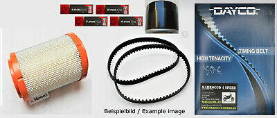 Ducati Hypermotard 1100 Monster inspection set belts oil air filter sparks