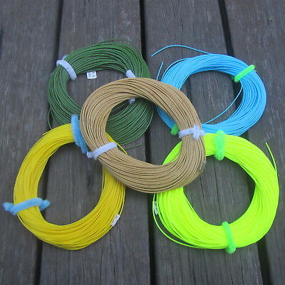 100FT WF4F 5F 7F 8F FLY FISHING LINE WEIGHT FORWARD FLOATING 30.5Meter FLY LINE