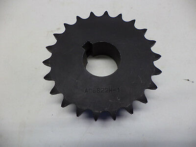"Unbranded 40BS22H-1 Sprocket #40 Chain 1"" Bore 22 Teeth"