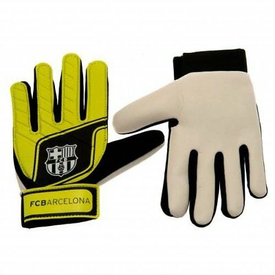 Barcelona Goalkeeper Gloves Boys