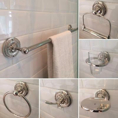 Bathroom Accessories Nickel Brass Toilet Roll Towel Holders Accessory Set Or 1Pc
