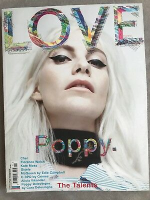 LOVE Magazine 14 A/W 2015 The Talents
