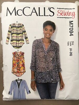 McCall's and Butterick Various Patterns