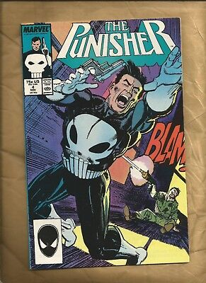 The Punisher 4 1987 fn  Marvel Comics US Comics