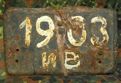 Red Army russian license plate car truck WWII Russia