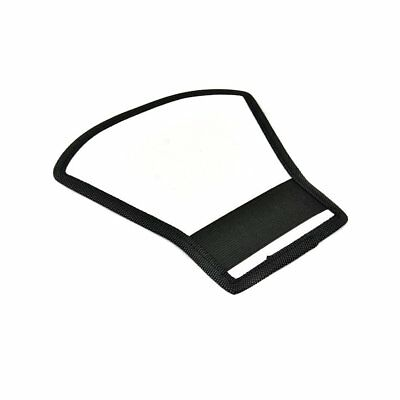 2 x Universal Reflector for Speedlite Flash Diffuser Softbox Reflector Silver SS