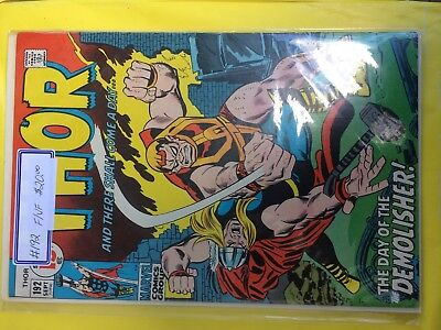 #192    Thor    F/ Vf      Sale 50% To 70% Discount