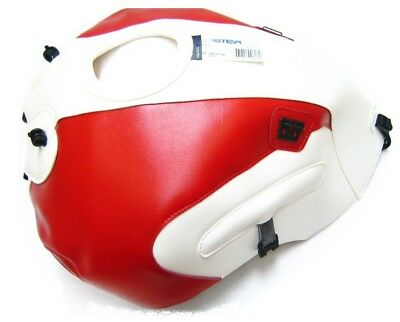 Bagster TANK COVER Honda CB1000 BIG ONE white red BAGLUX TANK PROTECTOR cb 1244C