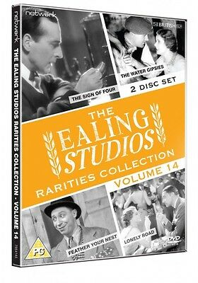 THE EALING STUDIOS RARITIES COLLECTION. Volume 14. Two discs. New Sealed DVD.
