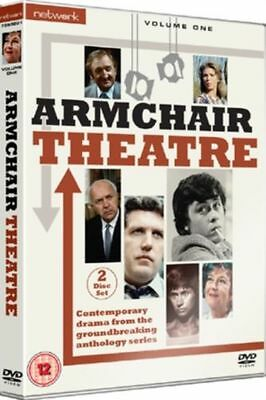 ARMCHAIR THEATRE the complete volume one 1.  2 discs. New sealed DVD.